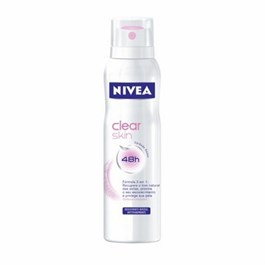 Desodorante Aerosol Nivea Feminino 150 ml Clear Skin