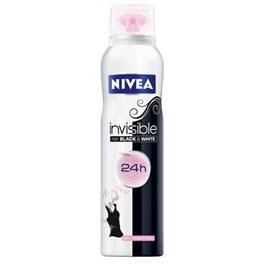 Desodorante Aerosol Nivea Feminino 150 ml Invisible