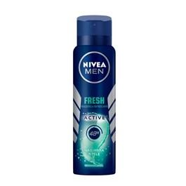 Desodorante Aerosol Nivea Men 150 ml Fresh Active
