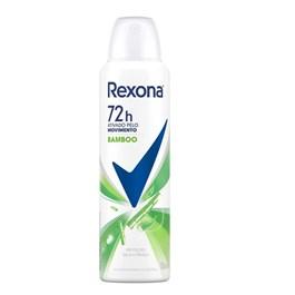 Desodorante Aerosol Rexona Feminino 90 gr Bamboo