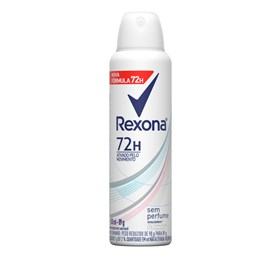 Desodorante Aerosol Rexona Feminino 90 gr Sem Perfume