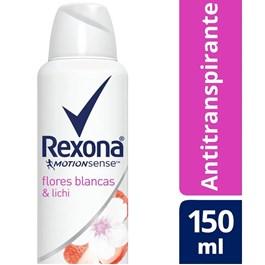 Desodorante Aerosol Rexona Stay Fresh 90 gr Flores Brancas & Lichia