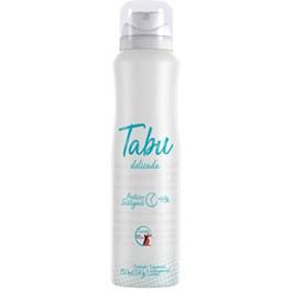 Desodorante Aerosol Tabu 150 ml Delicada
