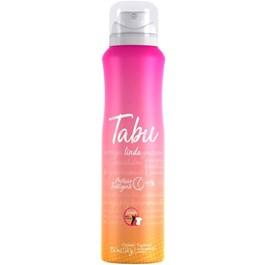 Desodorante Aerosol Tabu 150 ml Linda