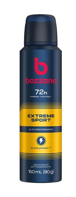 Desodorante Aerossol Bozzano 90 gr Extreme 72