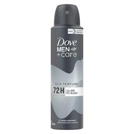 Desodorante Antitranspirante Aerosol Dove Sem Perfume 150ml