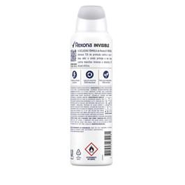 Desodorante Antitranspirante Rexona  INVISIBLE 150ml