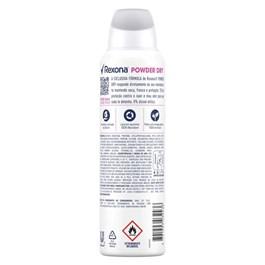 Desodorante Antitranspirante Rexona  POWDER DRY 150ml