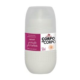 Desodorante Davene Corpo a Corpo 50 ml Natural