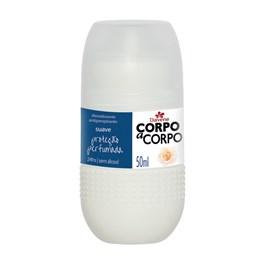 Desodorante Davene Corpo a Corpo 50 ml Suave