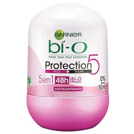 Desodorante Roll On Garnier Bí-o 50 ml Protection 5