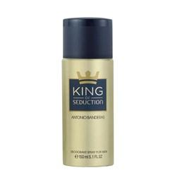 Desodorante Spray Antônio Banderas King Of Seduction Absolute Masculino 150 ml