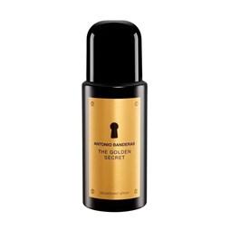 Desodorante Spray Antônio Banderas The Golden Secret Masculino 150 ml