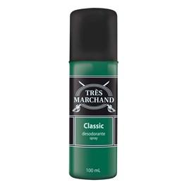 Desodorante Spray Très Marchand 100 ml Classic