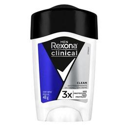 Desodorante Stick  Rexona Men 48 gr Clinical