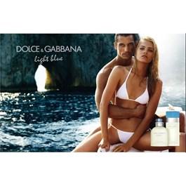 Dolce & Gabbana Light Blue Feminino Eau de Toilette 25 ml