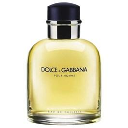 Dolce & Gabbana Pour Homme Masculino Eau de Toilette 75 ml