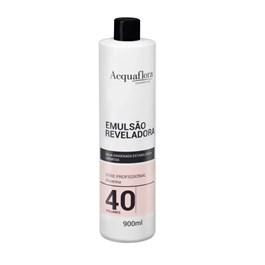 Emulsão Reveladora Acquaflora 900 ml 40 Volumes