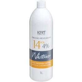 Emulsão Reveladora Kert Whitener 1000 ml 14 Volumes 4%
