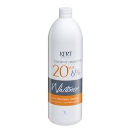 Emulsão Reveladora Kert Whitener 1000 ml 20 Volumes 6%