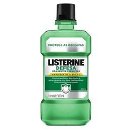 Enxaguante Bucal Listerine 250 ml Defesa
