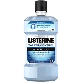 Enxaguante Bucal Listerine 250 ml Tartar Control Zero Álcool