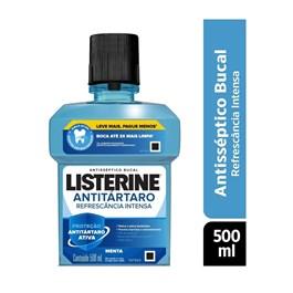 Enxaguante Bucal Listerine 500 ml Tartar Control