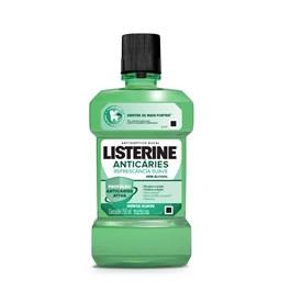 Enxaguante Bucal Listerine Zero Álcool Anticáries 250ml