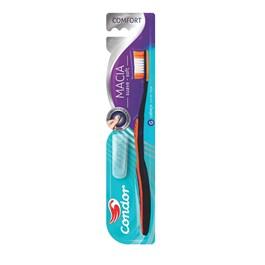 Escova Dental Condor Comfort Macia Cores Sortidas
