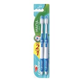 Escova Dental Condor Flex Macia Leve 02 Pague 01 Cores Sortidas
