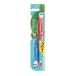 Escova Dental Condor Trip Macia Leve 02 Pague 01 Cores Sortidas