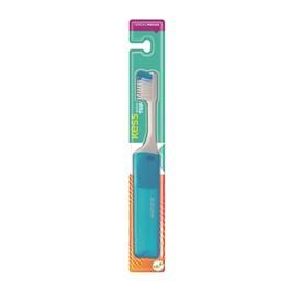 Escova Dental Kess Média para Viagem