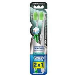 Escova Dental Oral-B Ultrafino 2 Unidades