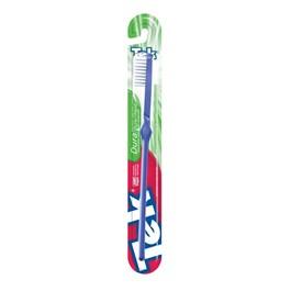 Escova Dental Tek Cerdas Dura