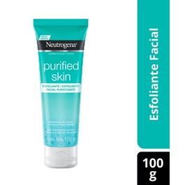 Esfoliante Facial Neutrogena Purified Skin 100 gr