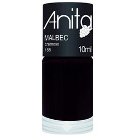 Esmalte Anita Coleção Vinho 10 ml Malbec