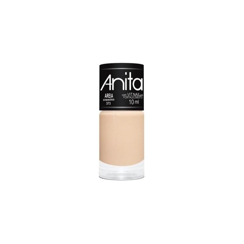 Esmalte Anita Cremoso 10 ml Areia 373