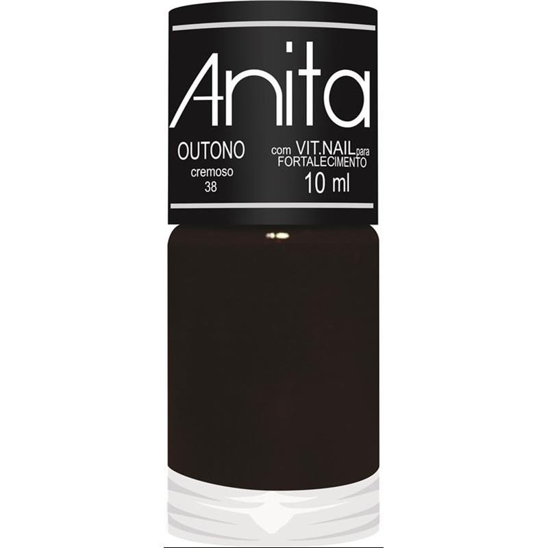 Esmalte Anita Cremoso 10 ml Outono 38