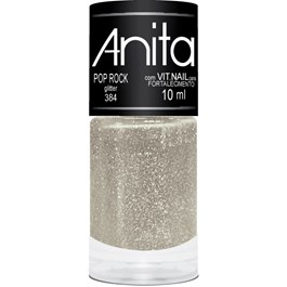 Esmalte Anita Glitter 10 ml Pop Rock 384