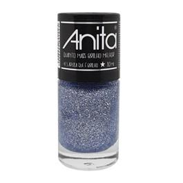 Esmalte Anita Quanto Mais Brilho Melhor 10 ml Aplica Que é Brilho