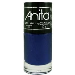 Esmalte Anita Tradicionais 10 ml Lápis Lazuli
