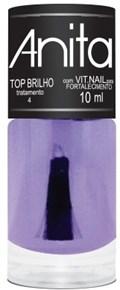 Esmalte Anita Tratamento 10 ml Top Brilho
