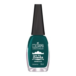 Esmalte Colorama Cores do Oriente Cremoso 8 ml Arabescos