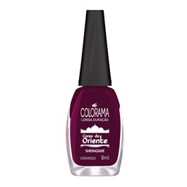 Esmalte Colorama Cores do Oriente Cremoso 8 ml Sherazade