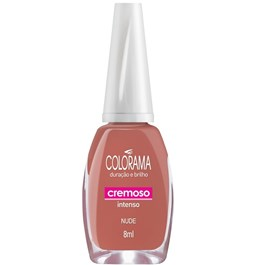 Esmalte Colorama Cremoso 8 ml Nude