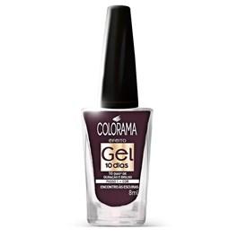 Esmalte Colorama Efeito Gel 8 ml Encontro as Escuras