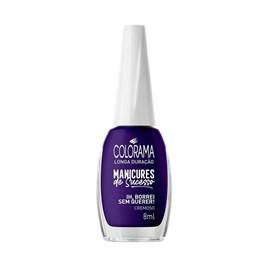 Esmalte Colorama Manicures de Sucesso Cremoso 8 ml Ih, Borrei Sem Querer!