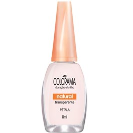 Esmalte Colorama Natural 8 ml Pétala