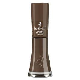Esmalte Haskell Cremoso 8 ml Creme de Avelã