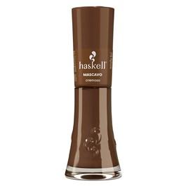 Esmalte Haskell Cremoso 8 ml Mascavo